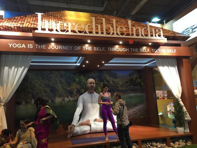 Fitur 2016 Stand India